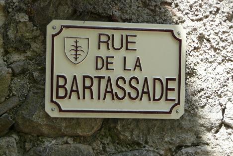Bartassade