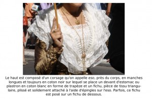 eso costume d'Arlesienne